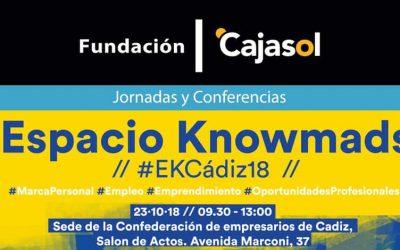 Nuevo Espacio Knowmads en Cádiz o cómo ser el trabajador del futuro
