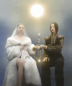 Imagen de la canción Que no salga la luna o capítulo 2, Boda