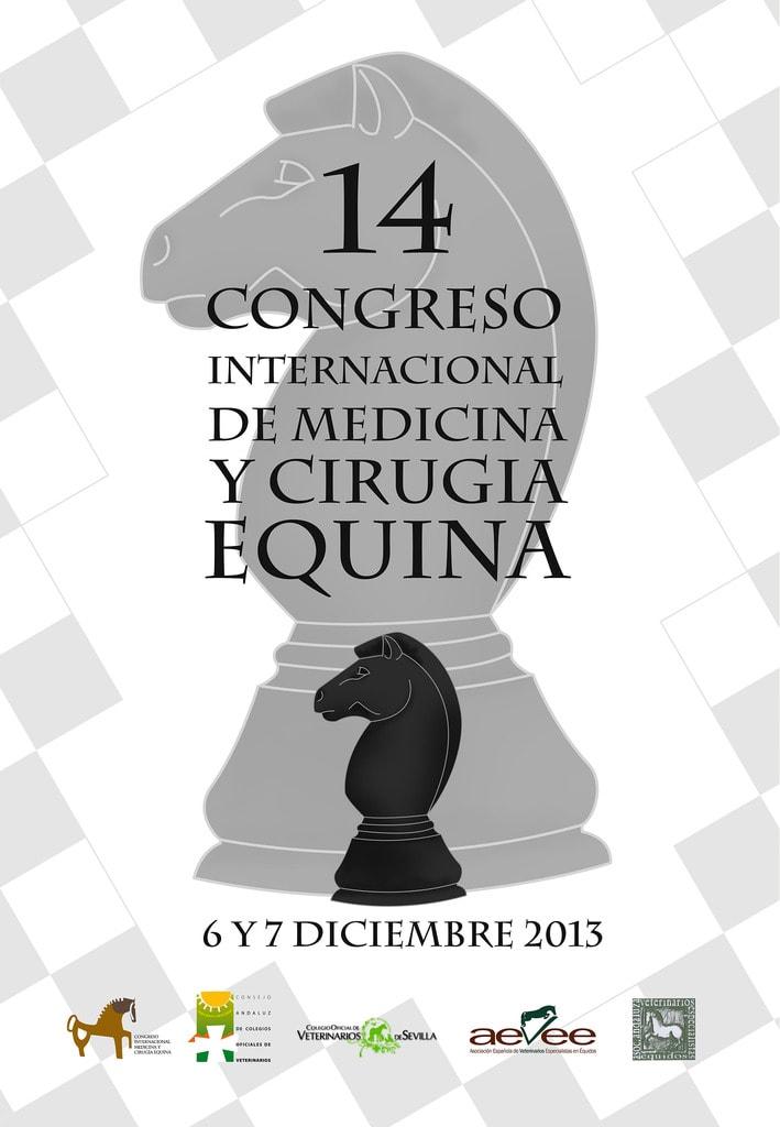 Cartel del Congreso equino de SICAB