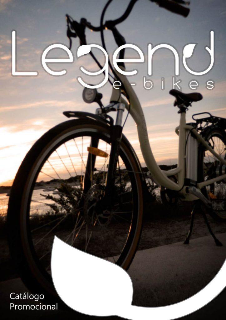Catálogo de bicicletas eléctricas