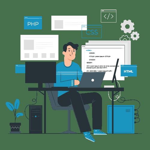 Desarrollador web con experiencia