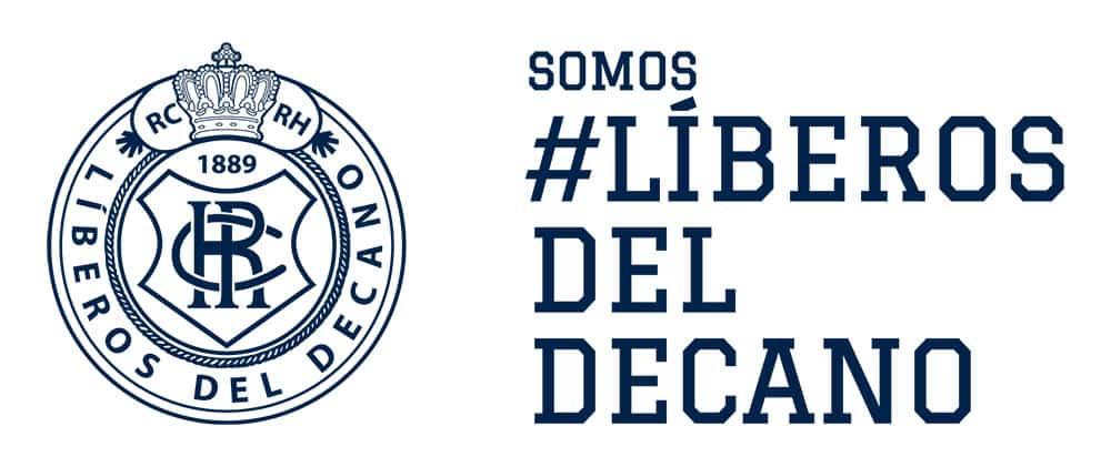 Logotipo o emblema de la campaña de salvación del Recreativo de Huelva