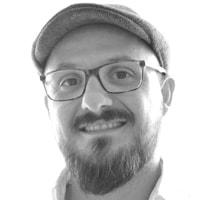 Primer plano de Albero Roncero Díaz, creador de ARDepizando