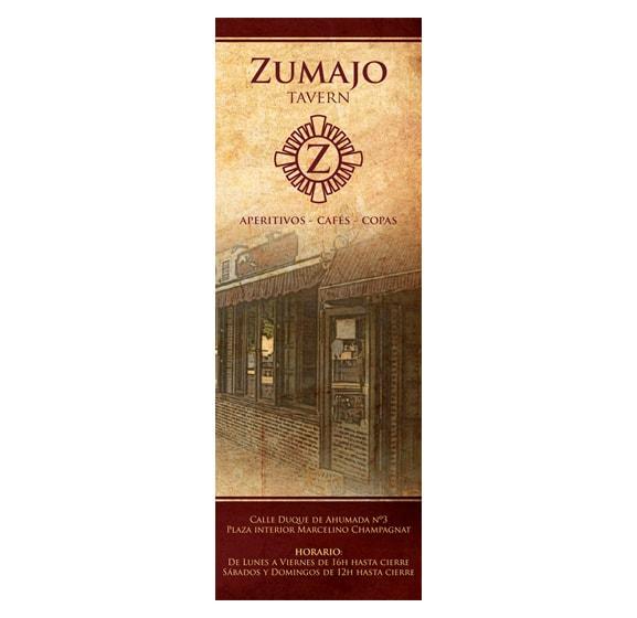 Zumajo Tavern en Huelva es una cafetería con tradición
