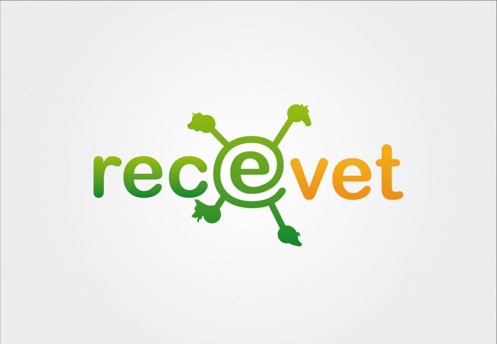 Diseño del logo de RECEVET