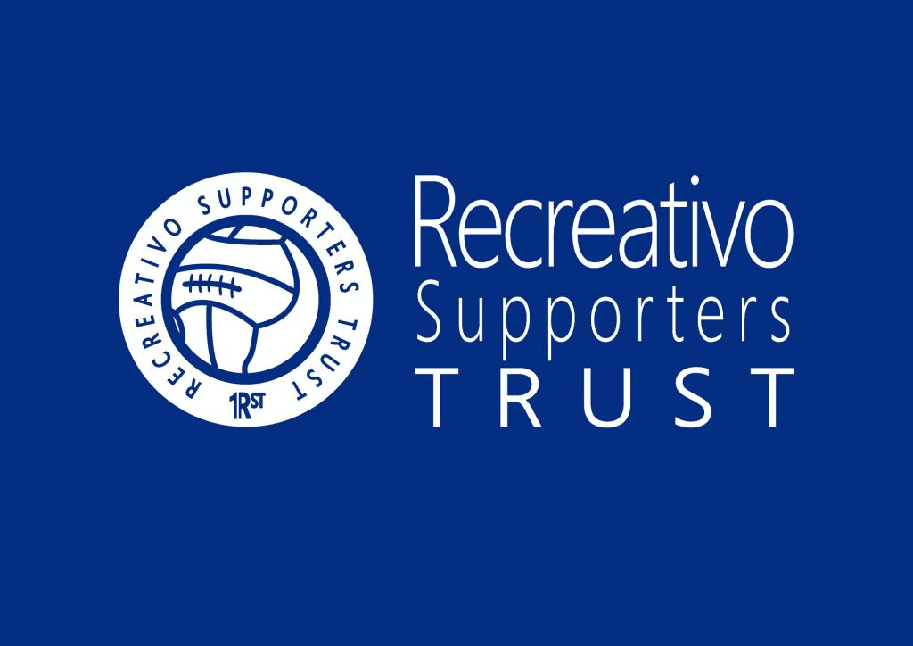 Diseño del logo del RecreTrust Huelva