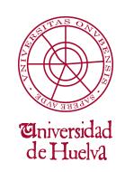 Logo de la UHU