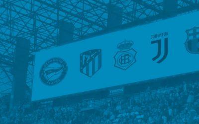 ¿Qué está pasando con los escudos de fútbol?
