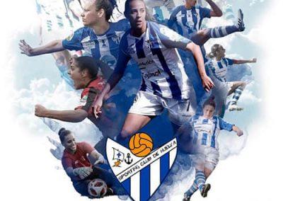 Cartelería Sporting de Huelva