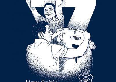 Homenaje a Antonio Núñez