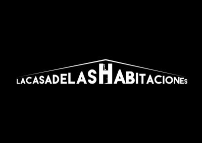 Logotipo LaCasaDeLasHabitaciones