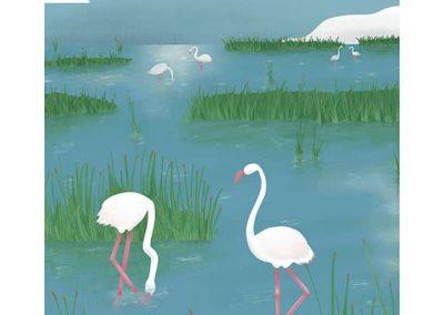 Ilustraciones de Huelva